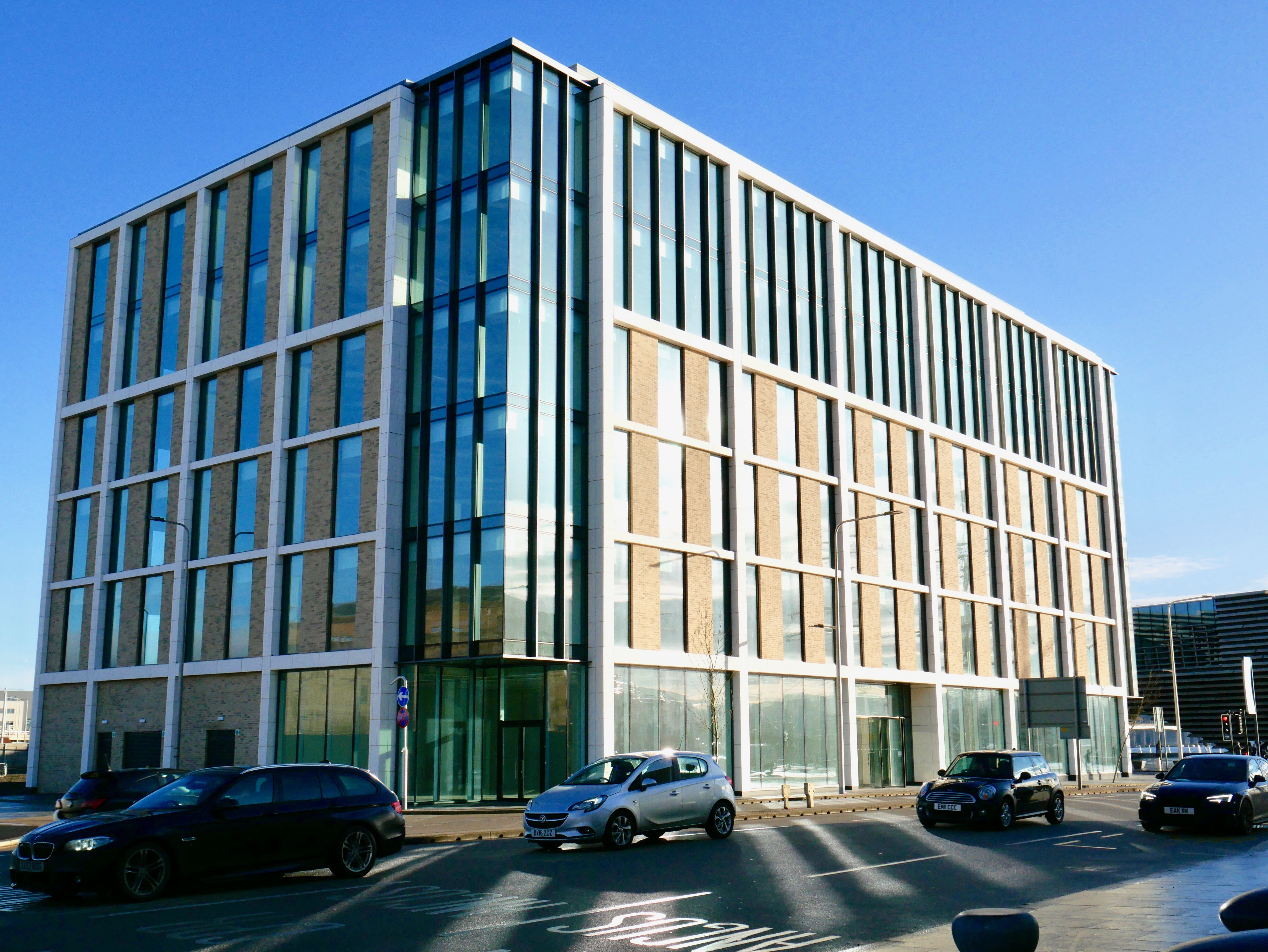 office building in Dundee